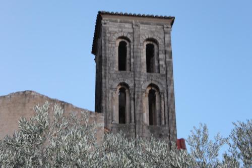 Auberge saint roch beaumes de venise best places to stay for Au saint roch hotel jardin