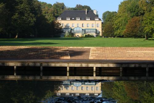 Отель Domaine De Volkrange 3 звезды Франция