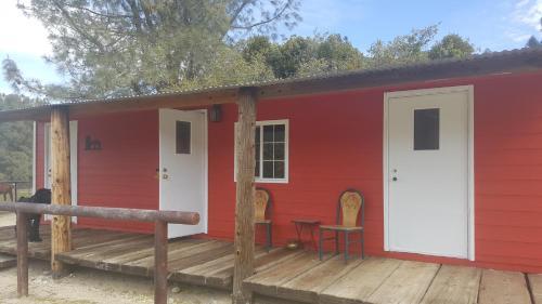 Rustic Ranch Cabin