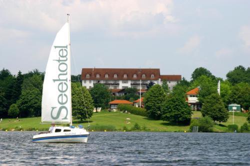 Отель Seehotel Losheim 3 звезды Германия