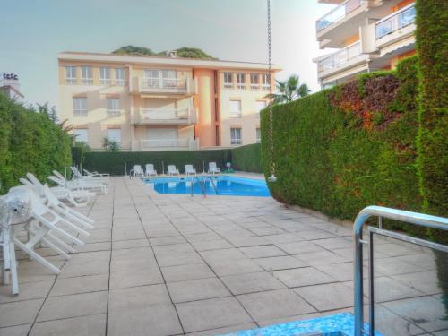 Apartment bellevue r sidence cannes parc location - Horaire piscine bellevue ...