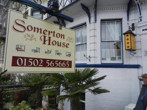 Somerton Guest House (B&B)