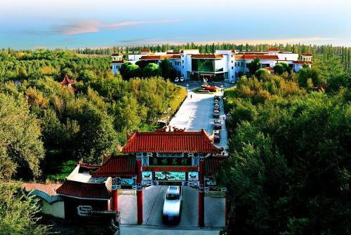 Отель Garden Hotel 4 звезды Китай