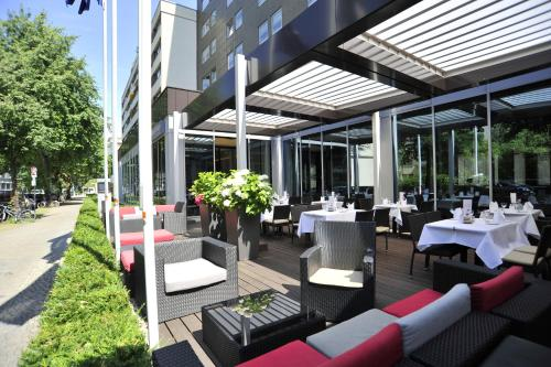 Golden Tulip Berlin Hotel Hamburg photo 13