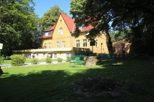 Отель Waldhotel Alte Hölle 0 звёзд Германия
