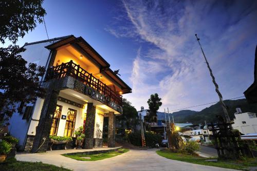 Отель Jilufugan B&B 0 звёзд Тайвань (Китай)
