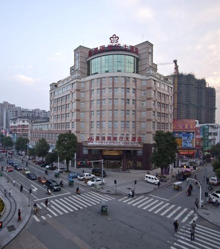 Отель Taiwan Strait Line Hotel 3 звезды Китай