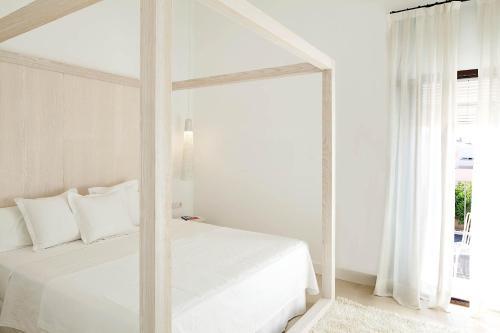 Habitación Doble Estándar con acceso al spa - 1 o 2 camas Hotel Es Marès 4