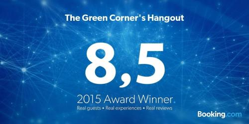 The Green Corner's Hangout