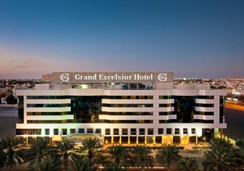 Grand Excelsior Hotel Deira photo 54