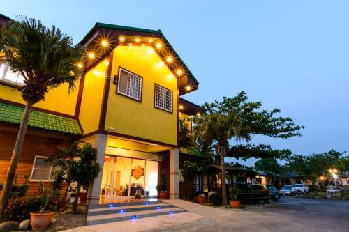 Отель Hengchun Village Garden Homestay 0 звёзд Тайвань (Китай)