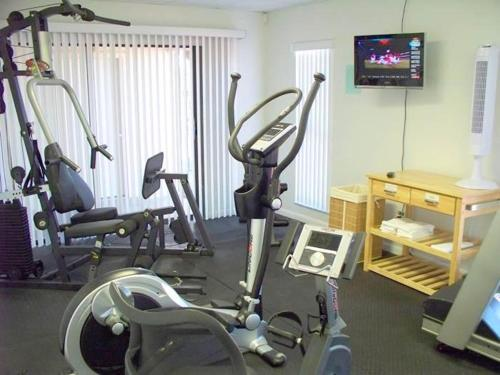 gym Summerhouse 226