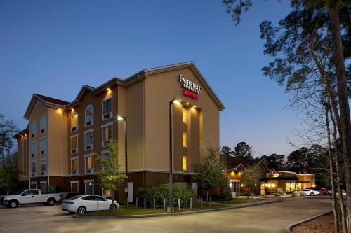 Fairfield Inn & Suites By Marriott Houston Intercontinental Ap TX, 77032