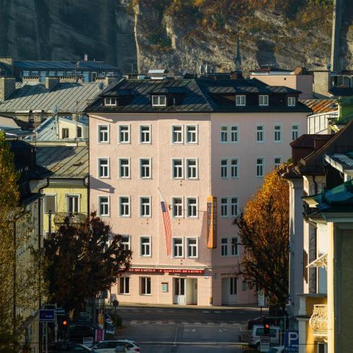 Hotel Vier Jahreszeiten Salzburg, 5020 Salzburg