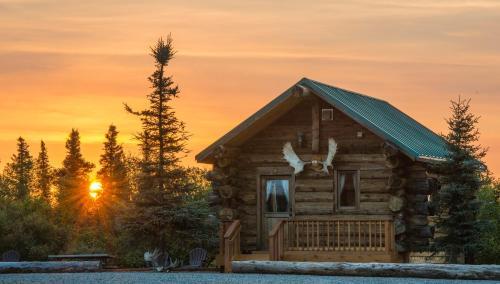 Alaska's Gold Creek Lodge