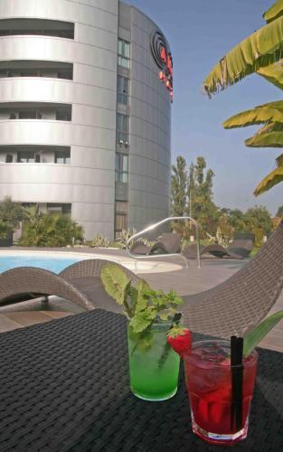 Amati 39 design hotel zola predosa emilia romagna for Hotel amati bologna