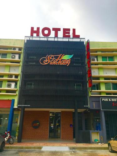 Отель Hotel Sanctuary 0 звёзд Малайзия