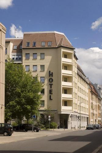 Dietrich-Bonhoeffer-Hotel Berlin Mitte photo 14