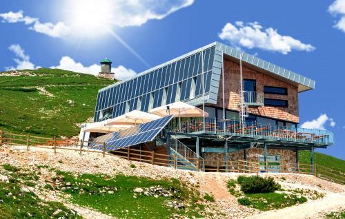 Dobratsch Gipfelhaus - Villacher Alpe