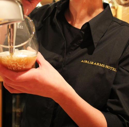 Отель Airlie Arms Hotel 0 звёзд Соединенное Королевство