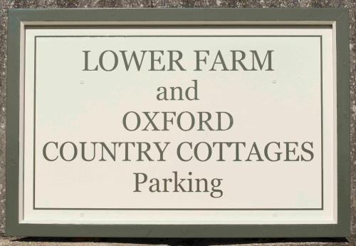Oxford Country Cottages