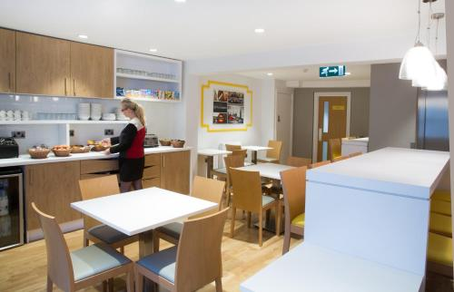 Comfort Inn & Suites Kings Cross St. Pancras