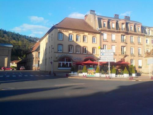 Relais Lorraine Alsace Pere & Fils