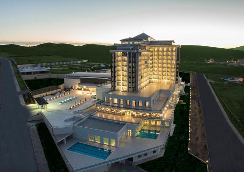 Отель Alila Deluxe Thermal Hotel & Spa 5 звёзд Турция