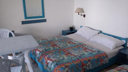 Отель Hôtel Monastir Beach, Монастир