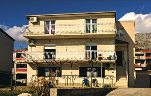 Apartment Kastel Sucurac with Sea View IV