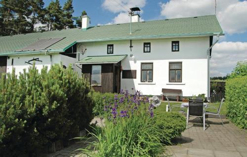 Holiday Home Vselibice with Fireplace I
