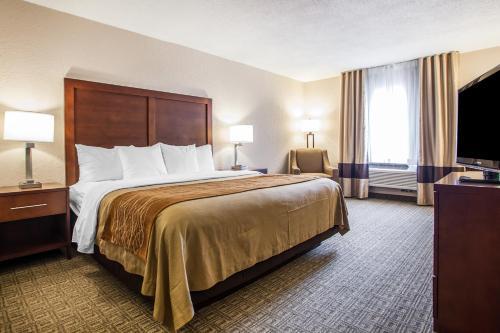 Comfort Inn St Louis – Westport