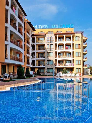 Отель Complex Golden Dreams 0 звёзд Болгария