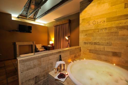 Suite El descanso  Hotel Rural La Viña - Only Adults 4