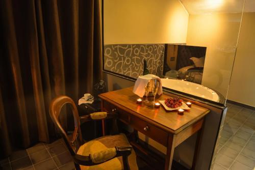 Suite El apeadero  Hotel Rural La Viña - Only Adults 4