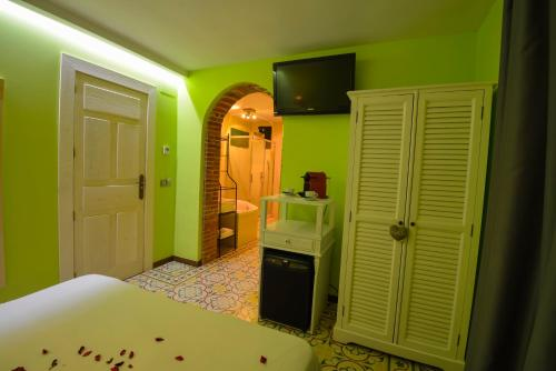 Suite El bosque  Hotel Rural La Viña - Only Adults 3