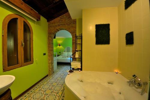 Suite El bosque  Hotel Rural La Viña - Only Adults 5