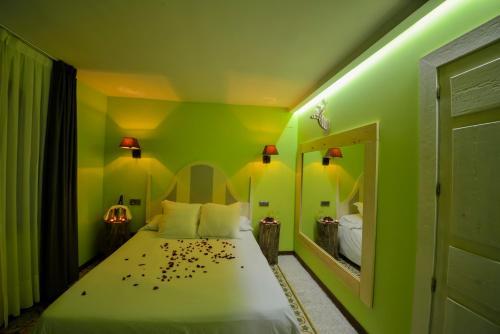 Suite El bosque  Hotel Rural La Viña - Only Adults 7
