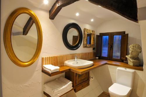 Suite El torreón  Hotel Rural La Viña - Only Adults 3