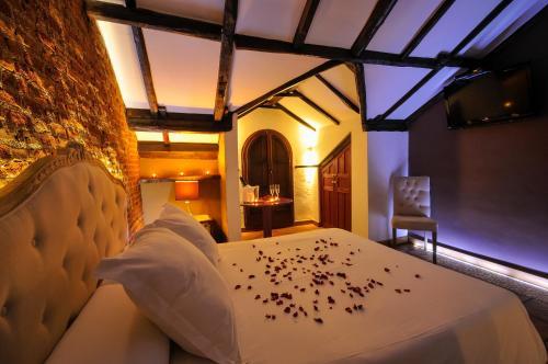 Suite El torreón  Hotel Rural La Viña - Only Adults 4