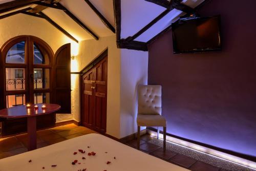 Suite El torreón  Hotel Rural La Viña - Only Adults 7