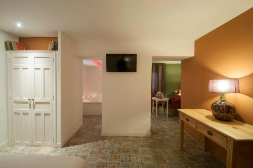 Suite El deseo  Hotel Rural La Viña - Only Adults 6