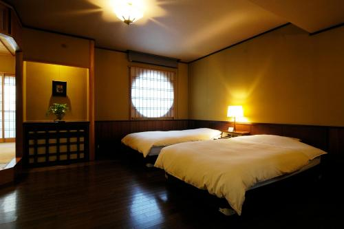 Superior Room with Tatami Area and Shared Bathroom