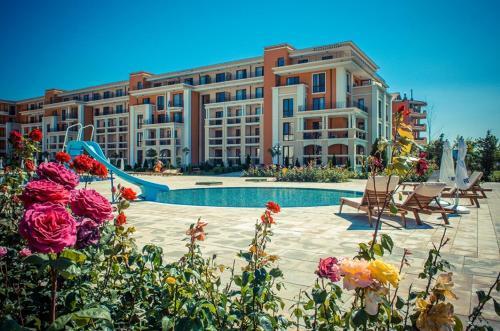 Bulgarienhus Prestige Fort Beach Apartment