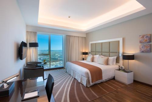 A-HOTEL.com - Fraser Suites Hotel and Apartments, Dubai ...