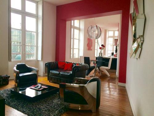 Appartement Les Grands Hommes