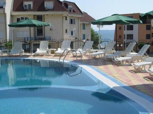 Apartments in Complex Chateau Nessebar