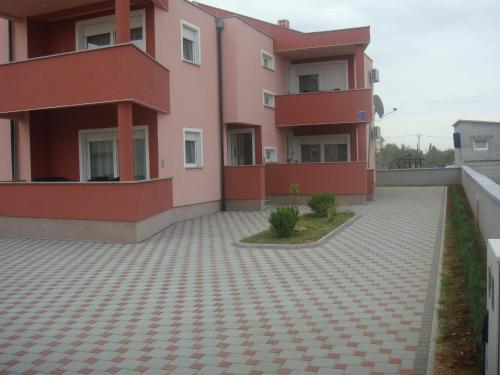 Отель Apartments Vladimir 3 звезды Хорватия