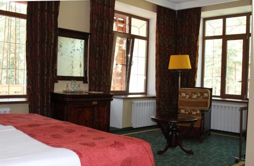 Standard Double or Twin Room with Bath