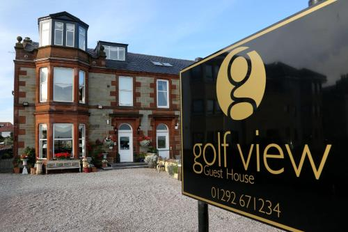 Golf View B&B